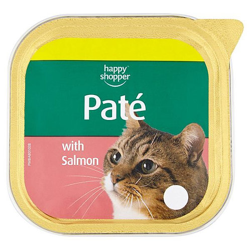 Happy Shopper Pate With Salmon