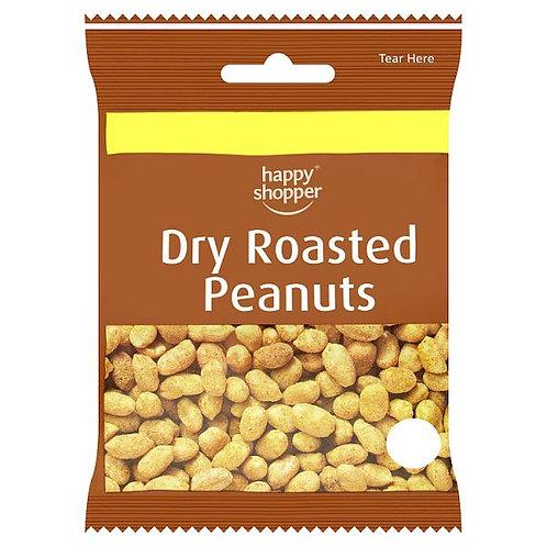 Hs Dry Roasted Peanuts