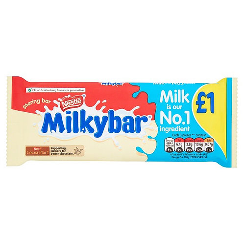 Milkybar Block