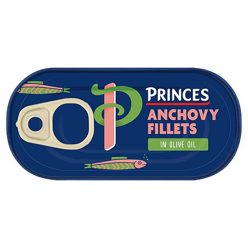 Princes Anchovies/Olive Oil