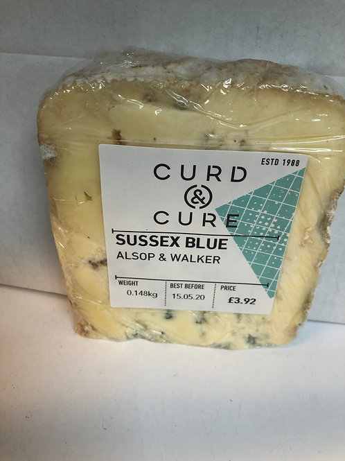 Sussex Blue Cheese, Curd and Cure