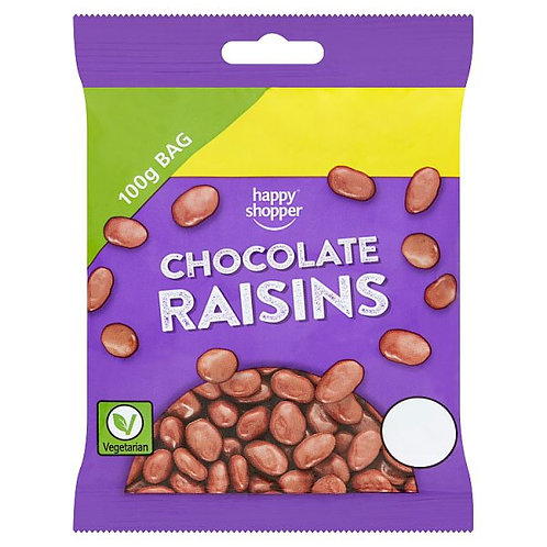 Hs Choc Raisins