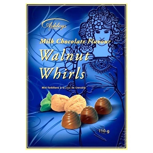 Ashleys Walnut Whirls