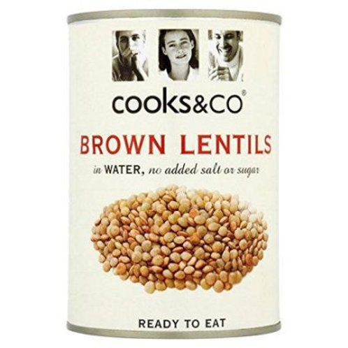 Cooks & Co Brown Lentils