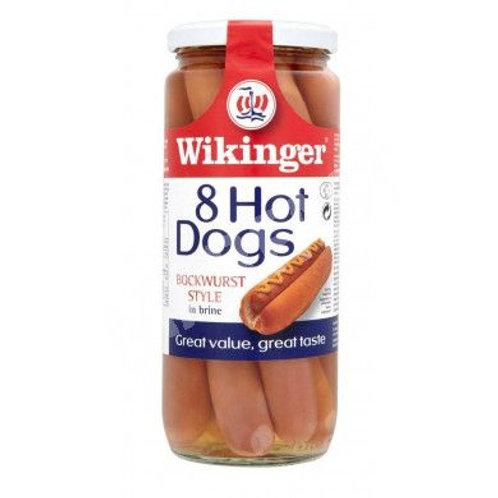 Wikinger Hot Dogs 8S