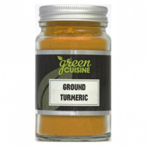Green Cuisine Tumeric