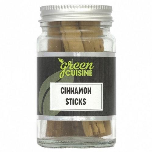 Green Cuisine Cinnamon Sticks