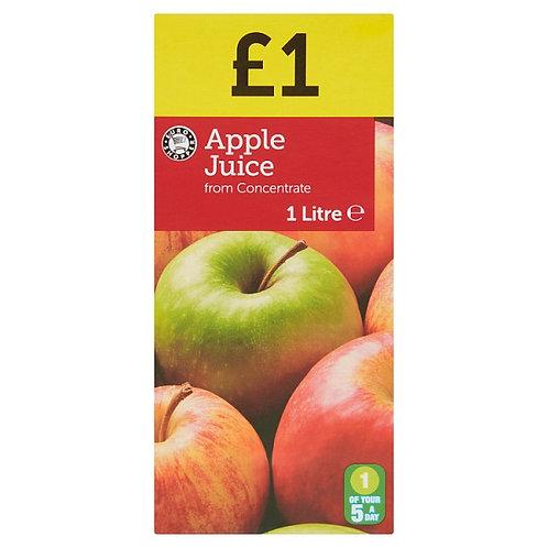 Euro Shopper Apple Juice