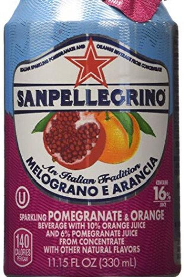 San Pellegrino Orange & Pomegranate
