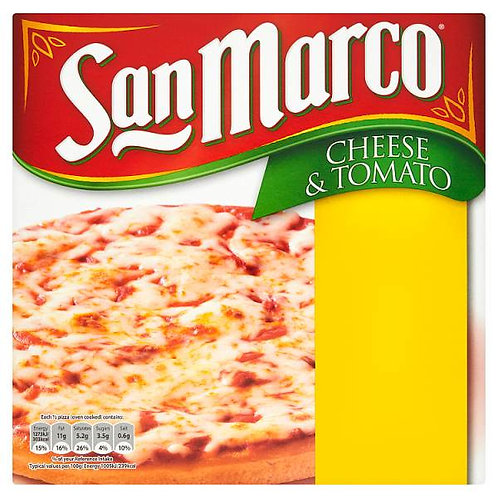 San Marco Cheese Pizza