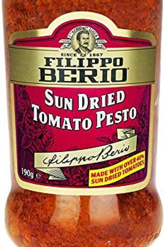 Filippo Berio Sundried Tom Pesto