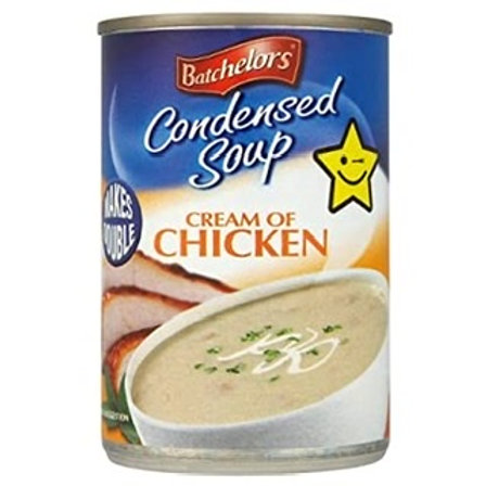 Batchelors Condensed Chicken Soup