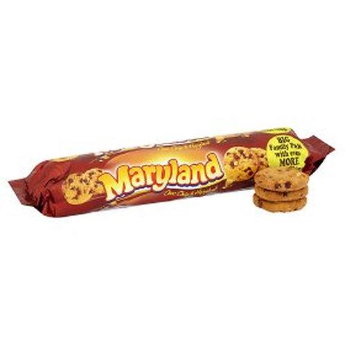 Maryland Chocolate Hazelnut Cookies