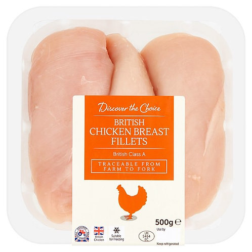 Discover The Choice Chicken Fillets