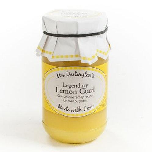 Lemon Curd Mrs Darlington