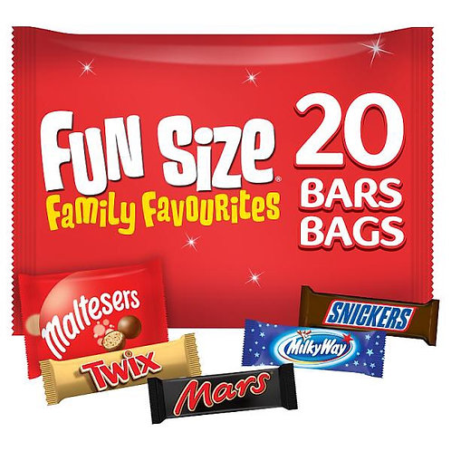 Fun size Multipack Bars (20)