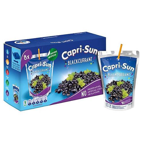 Capri Sun Blackcurrant