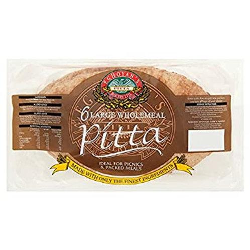 Eghoyans W/Meal Pitta Bread