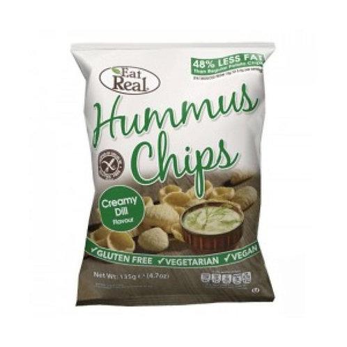 Eat Real Hummus Dill 135g