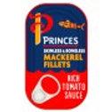 Princes Mackerel Tom Sw 125G