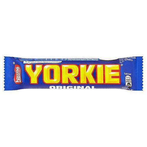Yorkie Milk Std
