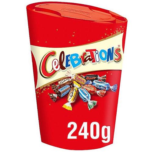 Celebrations Assortment 186gr