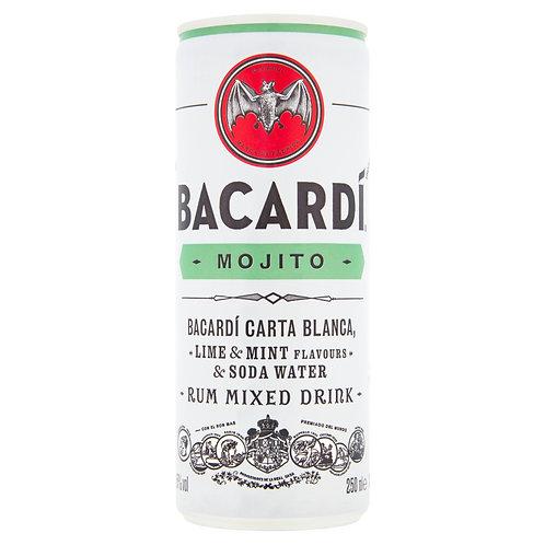 Bacardi Mojito Mixed Drink