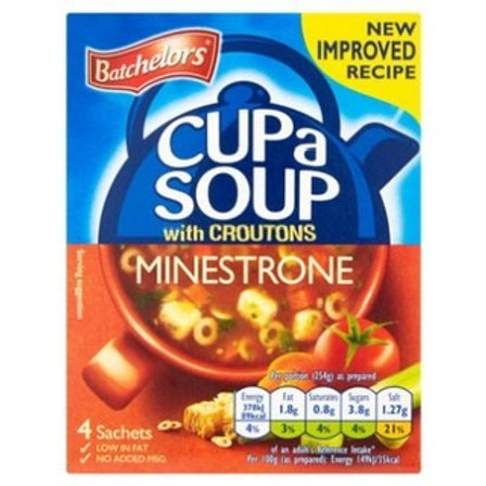 Batchelor Cup A Soup Minestrone