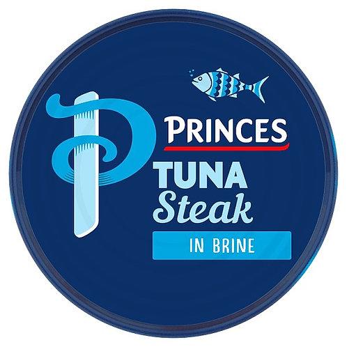 Princes Tuna Steaks In Brine