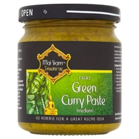 Mai Siam Green Curry Paste 200G