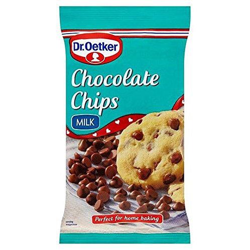 Dr Oetker Milk Choc Chips