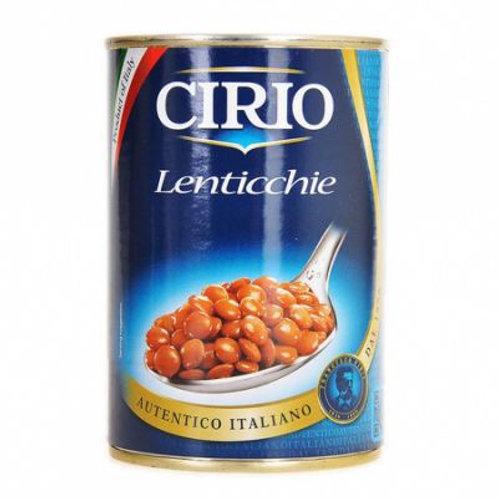 Cirio Lentils