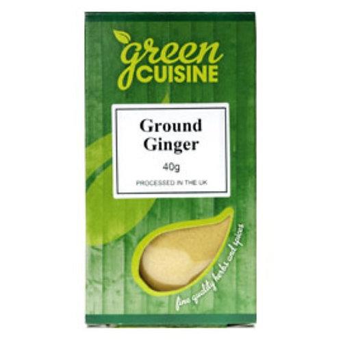 Green Cuisine Ginger Ground