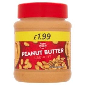 HS Crunchy Peanut Butter