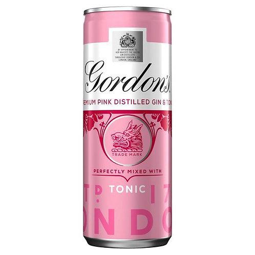 Gordons Pink & Tonic