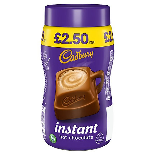 Cadbury Instant Hot Chocolate