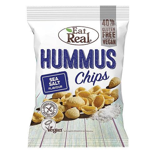 Eat Real Hummus Sea Salt 135g