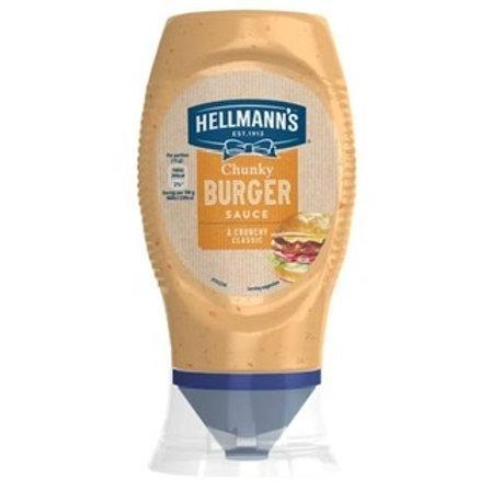 Hellmanns Chunky Burger Sauce