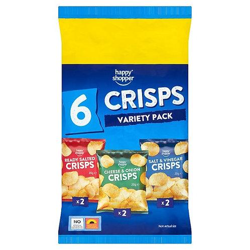Hs Variety Crisps