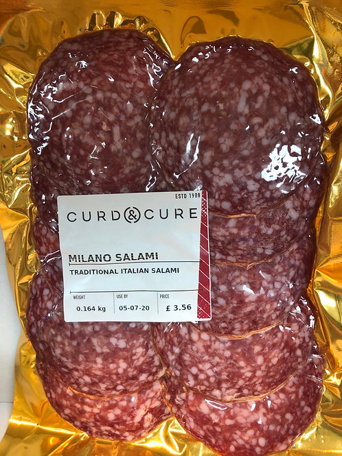 Milano Salami, Curd and Cure
