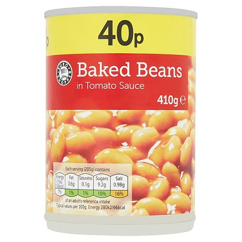 Es Baked Beans
