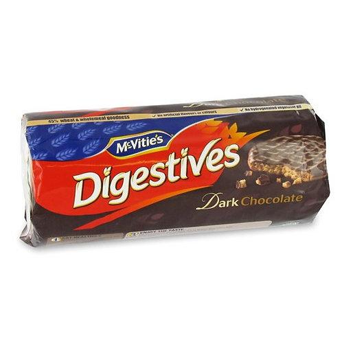 Mcv Dark Chocolate Digestives