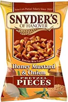 Snyder's Honey Mustard Pretzel Pieces