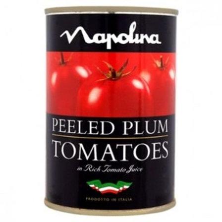 Napolina Peeled Plum Tomatoes