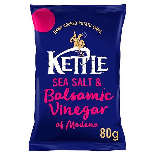 Kettle Seasalt Balsamic Vinegar