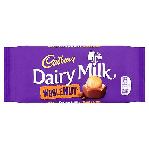 Cadbury Wholenut Bar