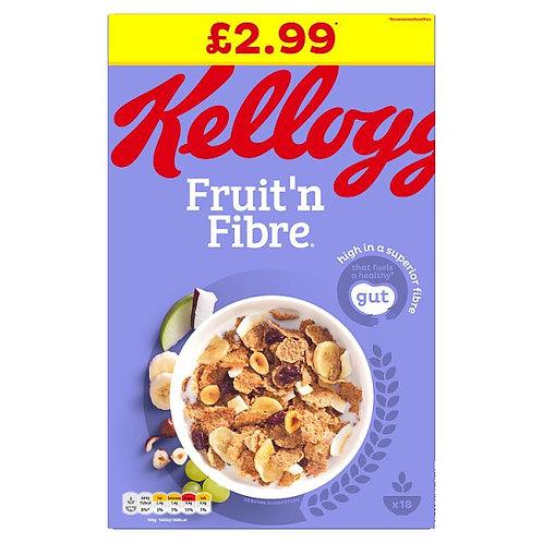 Kelloggs Fruit & Fibre