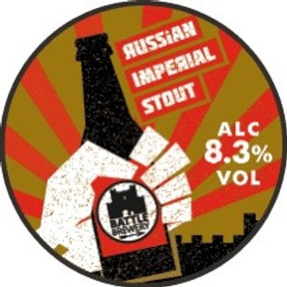 Russian Imperial Stout (Battle Brewery)