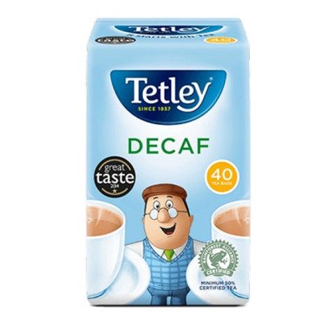 Tetley Decaff Tea Bags