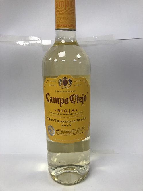 Campo Viejo Viura-Tempranillo Blanco Rioja